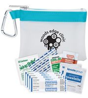 955470638-138 - BIC Graphic® Frosty Stripe First Aid Kit - thumbnail