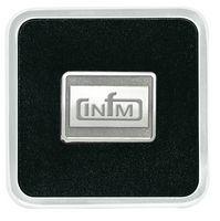 955471227-138 - Jaffa® Zinc Square Coaster - thumbnail