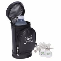 965473277-138 - KOOZIE® Golf Bag Kooler Kit w/Wilson® Ultra 500 Golf Balls - thumbnail