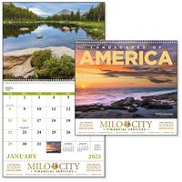 985471232-138 - Good Value® Landscapes of America Calendar (Spiral) - thumbnail