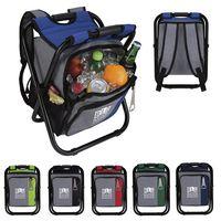 985933167-138 - KOOZIE® Backpack Cooler Chair - thumbnail