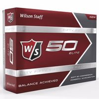 995929074-138 - Wilson® 50 Elite Golf Ball - thumbnail