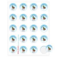 """135529290-183 - Round Sheeted Button Sticker Labels (1 1/2"""" Diameter) - thumbnail"""