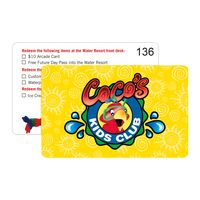 "192228352-183 - Offset Full Color HD Resolution Plastic Membership Card (0.030"" Thick) - thumbnail"
