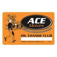 """32560129-183 - Vinyl Plastic Membership Card (0.010"""" Thick) - thumbnail"""