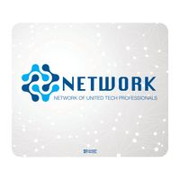 """381378074-183 - Rectangle Sublimated Soft Mouse Pad with 1/16"""" Backing (9""""x10 1/2"""") - thumbnail"""