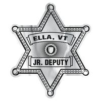 505880646-183 - Sheriff Star Paper Lapel Sticker On Roll - thumbnail