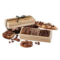 115697966-117 - Chocolate Favorites in Wooden Crate - thumbnail