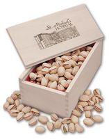 14955956-117 - Jumbo California Pistachios in Wooden Collector's Box - thumbnail