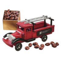 195258450-117 - 1940-Era Pick-up Truck with Chocolate Covered Almonds - thumbnail