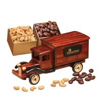 395705131-117 - 1935-Era Delivery Truck with Chocolate Almonds & Jumbo Cashews - thumbnail