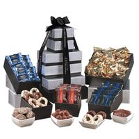 516464018-117 - Individually-Wrapped Tower of Chocolate - thumbnail