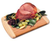 533858572-117 - Honey Cured Boneless Ham with Bamboo Cutting Board - thumbnail