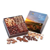 726335084-117 - Full Color Gift Box with Gourmet Treats - thumbnail