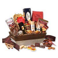 785141866-117 - Sweet & Savory Gift Basket - thumbnail