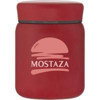 746054567-813 - 16.9oz H2Go Essen Container (Matte Red) - thumbnail
