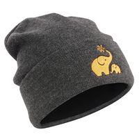 926089770-814 - Fleece Lined Knit Cap - thumbnail