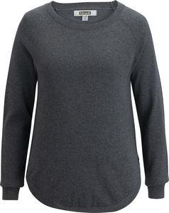 316516986-822 - Scoop Neck Tunic Sweater - thumbnail
