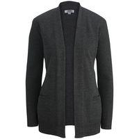 395814536-822 - Edwards Ladies' Open Cardigan Acrylic Sweater - thumbnail