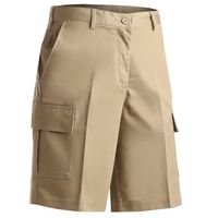 742770331-822 - Edwards Ladies' Flat Front Utility Cargo Shorts - thumbnail
