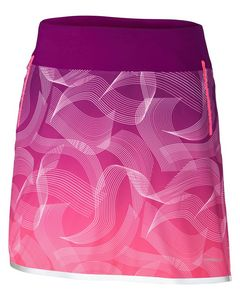 106457711-106 - Annika Intuition Printed Pull On Skort - thumbnail