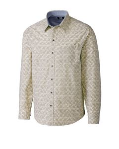 116361250-106 - L/S Winston Print Big & Tall - thumbnail