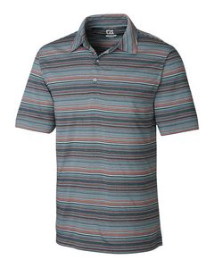 166127061-106 - CB DryTec Union Stripe Polo - thumbnail