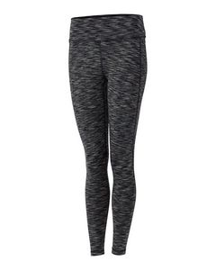 175968444-106 - Ladies Bolt Active Spacedye Leggings - thumbnail
