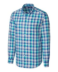 176145455-106 - L/S Easy Care Dylan Plaid - thumbnail