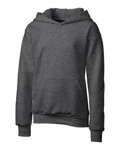 184497378-106 - Youth Clique® Fleece Pullover Hoodie - thumbnail