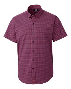 196288654-106 - Anchor Gingham Short Sleeve - thumbnail