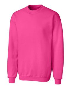 314497386-106 - Adult Clique® Fleece Crew Sweatshirt (3XL-4XL) - thumbnail
