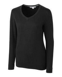316288692-106 - Ladies' Lakemont V-neck Sweater - thumbnail