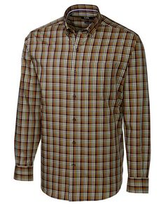 336457229-106 - L/S Hughes Plaid Big & Tall - thumbnail