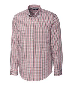 366129148-106 - L/S Epic Easy Care Baxter Twill Check - thumbnail