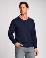 375260794-106 - Cutter & Buck Lakemont V-neck Sweater - thumbnail
