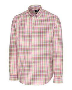 516361256-106 - Men's L/S Wrinkle Free Laurel Grove Check - thumbnail