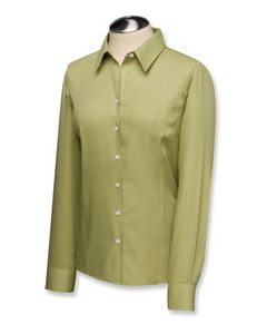 532704028-106 - L/S Epic Easy Care Fine Twill - thumbnail