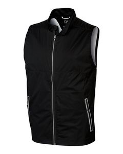535707694-106 - Men's Cutter & Buck® Weathertec Fairway Full-Zip Vest - thumbnail