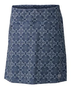 576131091-106 - Allure Printed Pull On Skort - thumbnail