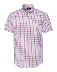576246134-106 - Soar Windowpane Plaid Short Sleeve - thumbnail