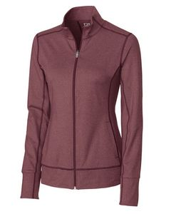 584493814-106 - CB DryTec Ladies Topspin Full Zip - thumbnail