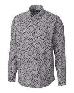 596276671-106 - Anchor Oxford Tossed Print Shirt - thumbnail