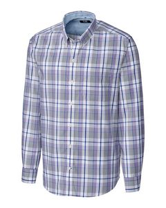 706361185-106 - L/S Non-Iron Aidan Plaid Big & Tall - thumbnail