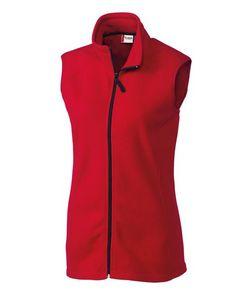 753927815-106 - Ladies' Clique® Summit Lady Full-Zip Micro-Fleece Vest - thumbnail