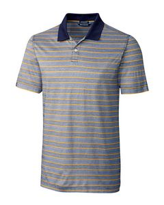 776457507-106 - S/S Daylight Mercerized Stripe Big & Tall - thumbnail