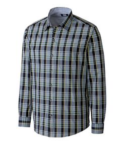 786457379-106 - L/S Woodland Check Big & Tall - thumbnail