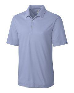 914493627-106 - Men's Cutter & Buck® Blaine Oxford Polo Shirt - thumbnail