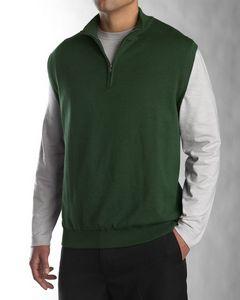 926457550-106 - Sandpoint Half Zip Vest Wind Sweater - thumbnail