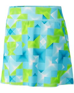 936028251-106 - Shine Print Pull On Skort - thumbnail